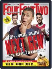 Australian FourFourTwo (Digital) Subscription April 1st, 2018 Issue