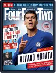 Australian FourFourTwo (Digital) Subscription February 1st, 2018 Issue