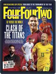 Australian FourFourTwo (Digital) Subscription July 1st, 2017 Issue