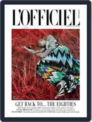 L'Officiel España (Digital) Subscription November 1st, 2016 Issue