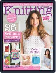 Knitting & Crochet from Woman's Weekly Magazine (Digital) Subscription August 1st, 2018 Issue