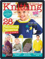 Knitting & Crochet from Woman's Weekly Magazine (Digital) Subscription September 1st, 2017 Issue