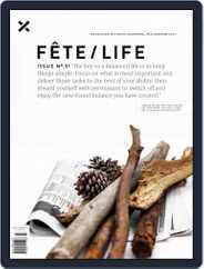 Fête (Digital) Subscription May 30th, 2019 Issue