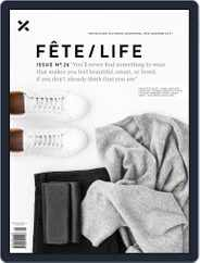 Fête (Digital) Subscription May 1st, 2018 Issue