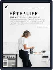 Fête (Digital) Subscription September 19th, 2017 Issue
