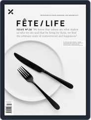Fête (Digital) Subscription March 1st, 2017 Issue