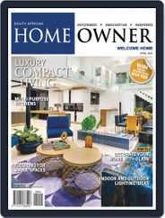 South African Home Owner (Digital) Subscription April 1st, 2020 Issue