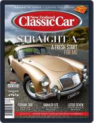 NZ Classic Car (Digital) Subscription October 1st, 2019 Issue