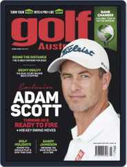 Golf Australia (Digital) Subscription March 1st, 2020 Issue