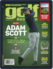 Golf Australia (Digital) Subscription October 1st, 2019 Issue
