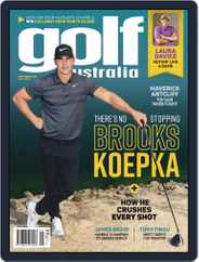 Golf Australia (Digital) Subscription September 1st, 2019 Issue