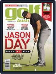 Golf Australia (Digital) Subscription August 1st, 2019 Issue
