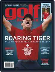 Golf Australia (Digital) Subscription June 1st, 2019 Issue