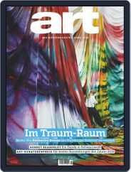 art Magazin (Digital) Subscription April 1st, 2020 Issue