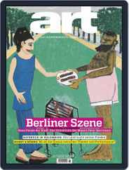 art Magazin (Digital) Subscription August 1st, 2019 Issue