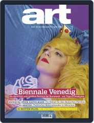 art Magazin (Digital) Subscription May 1st, 2019 Issue