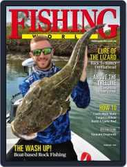 Fishing World (Digital) Subscription February 1st, 2020 Issue