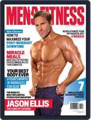 Men's Fitness South Africa (Digital) Subscription November 1st, 2019 Issue