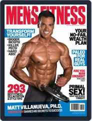 Men's Fitness South Africa (Digital) Subscription September 1st, 2019 Issue