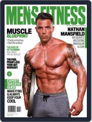 Men's Fitness South Africa (Digital) Subscription March 1st, 2019 Issue