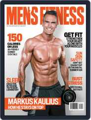 Men's Fitness South Africa (Digital) Subscription November 1st, 2018 Issue