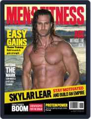 Men's Fitness South Africa (Digital) Subscription September 1st, 2018 Issue