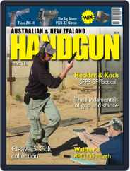 Australian & New Zealand Handgun Magazine (Digital) Subscription January 1st, 2018 Issue