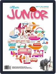 Asian Geographic JUNIOR (Digital) Subscription January 13th, 2014 Issue