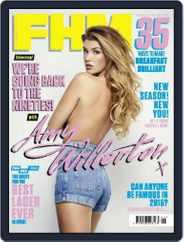Fhm (Digital) Subscription September 1st, 2015 Issue
