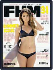 Fhm (Digital) Subscription July 29th, 2015 Issue