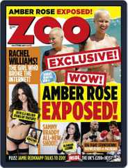 Zoo Magazine Uk (Digital) Subscription April 24th, 2015 Issue
