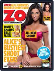 Zoo Magazine Uk (Digital) Subscription March 10th, 2015 Issue