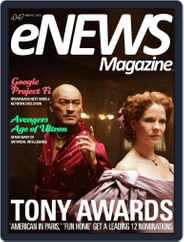 Enews (Digital) Subscription April 30th, 2015 Issue