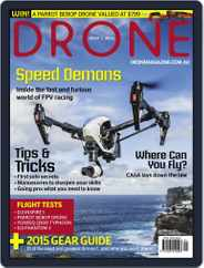 Drone (Digital) Subscription December 14th, 2015 Issue