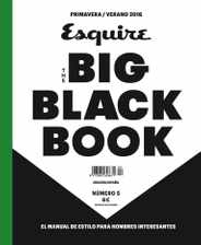 The Big Black Book-España (Digital) Subscription May 20th, 2016 Issue