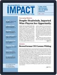 Shanken's Impact Newsletter (Digital) Subscription May 1st, 2020 Issue
