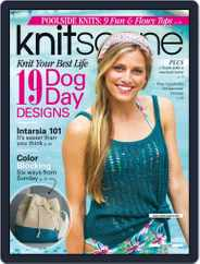 Knitscene (Digital) Subscription March 15th, 2018 Issue