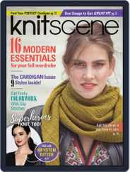 Knitscene (Digital) Subscription June 15th, 2017 Issue