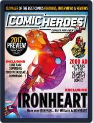 Comic Heroes (Digital) Subscription January 1st, 2017 Issue