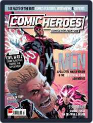 Comic Heroes (Digital) Subscription April 8th, 2016 Issue