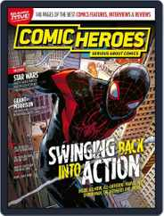 Comic Heroes (Digital) Subscription October 1st, 2015 Issue