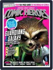 Comic Heroes (Digital) Subscription July 17th, 2014 Issue