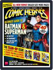 Comic Heroes (Digital) Subscription October 17th, 2013 Issue