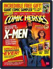 Comic Heroes (Digital) Subscription June 19th, 2013 Issue