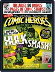 Comic Heroes (Digital) Subscription December 26th, 2012 Issue