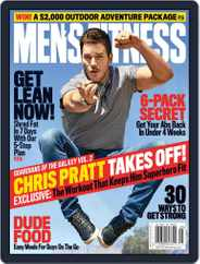 Men's Fitness (Digital) Subscription May 1st, 2017 Issue