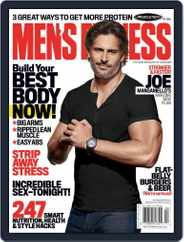 Men's Fitness (Digital) Subscription March 18th, 2016 Issue