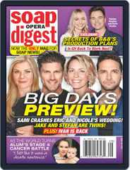 Soap Opera Digest (Digital) Subscription July 20th, 2020 Issue