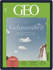 GEO (Digital) Subscription August 1st, 2020 Issue