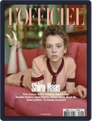 L'officiel Paris (Digital) Subscription July 1st, 2020 Issue